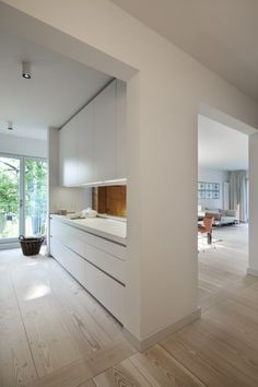 offener Grundriss - Wohnen am Weißen See, Haus C / Wohnanlage mit fünf Mehrfamilienhäusern