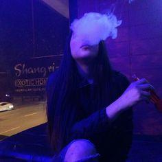 Image about girl in Jade by Jade Alexander on We Heart It Bad Girl Aesthetic, Purple Aesthetic, Aesthetic Grunge, Smoke Photography, Tumblr Photography, Girl Smoking, Smoking Weed, Night Vibes, Stoner Girl