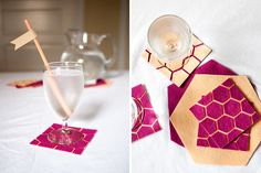21 Cute Coasters to Buy and DIY via Brit + Co.