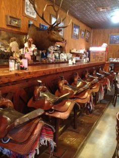 Saddle Bar in Bandera, TX