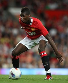 Manchester United manager Sir Alex Ferguson says he can't hold French midfielder Paul Pogba, 18, back any longer.