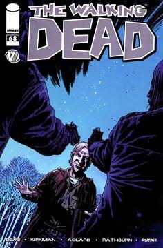Beautiful The Walking Dead # 110 Nm Michonne Vs Ezekiel Kirkman Amc Adlard