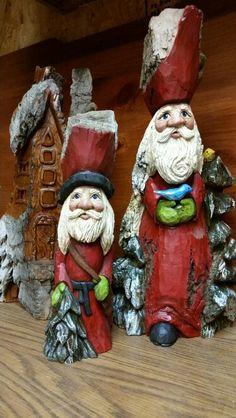 Bark Santas