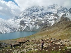 Harmukh Mountain Ganderbal District Of Jammu And Kashmir