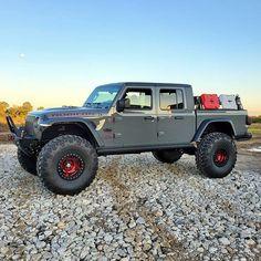 Jeep Pickup, Jeep Truck, Jeep Jl, Jeep Gear, Jeep Scout, Jeep Baby, Diesel Trucks, 4x4 Trucks, Badass Jeep