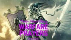 POWERFUL WARFARE PRAYERS - PST ROBERT CLANCY - YouTube Powerful Prayers, Apple Decorations, Spirit Soul, Spiritual Warfare, Power Of Prayer, Blessed, Spirituality, Youtube, Room