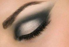 ojo elegante maquillaje 2012