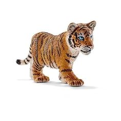 animal figurines | SCHLEICH - 14730 - FIGURINE ANIMAL - BÉBÉ TIGRE DU BENGALE - Le ...