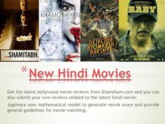 Visit this site http://www.jogimara.com/ for more information on New Hindi Movies. New Hindi Movies have been signifying the truest talent and skill of Indians that has been kept inside them for years. It stands alone proving its worth in the global cinema. New Hindi Movies are slowly taking into the international scene, deviating from its usual and typical concepts.