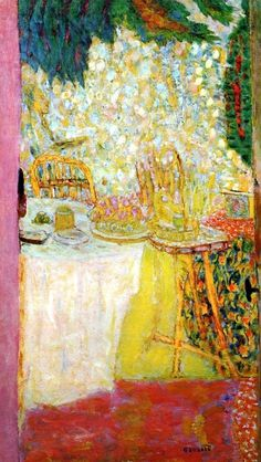 Pierre bonnard and artist i discovered for myself and have for Pierre bonnard la fenetre ouverte