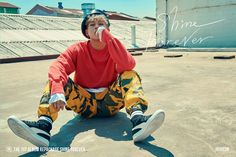 "Monsta X Repackage album ""Shine Forever"" Photo 4 - Jooheon"