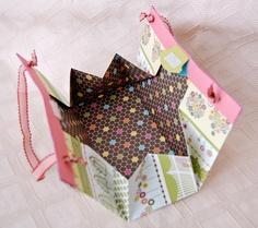 MargieHiguchi PaperPurse IN