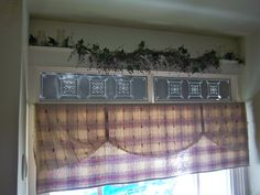 Punched tin window insert and curtains Window Inserts, Tin, Windows, Curtains, Crafts, Home Decor, Blinds, Manualidades, Decoration Home