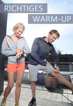Das richtige Warm-up! Vor dem Training aufwärmen – die erste Regel, die man im Sportunterricht eingebläut bekommt. Das Aufwärmen hat seine guten Gründe: erfahre hier mehr! #aufwärmen #sport #hammersport #fitness #fit #training #ausdauer #kraft #muskelkater #zerrung #gewebe #training #warmup #muskeltemperatur #gelenke #belastung #herzkreislauf #dehnen #cardio
