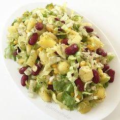 Patates salatasi | Lezizsofralar'a Hosgeldiniz