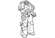 Warhammer 40K - Life Size Space Marine Power Armour for Cosplay Free Papercraft Download - http://www.papercraftsquare.com/warhammer-40k-life-size-space-marine-power-armour-for-cosplay-free-papercraft-download.html#Cosplay, #LifeSize, #PowerArmour, #SpaceMarine, #Warhammer40K