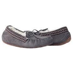 Muk Luks  Women's Jane Suede Moccasin at Famous Footwear   $46.95