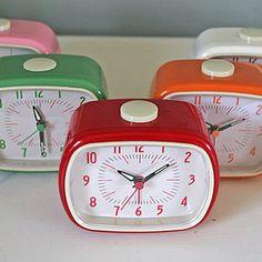 Cute alarm clocks