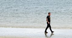 https://flic.kr/p/tgQt8M | ' The WALK ' on Tatams Beach, Portscatho