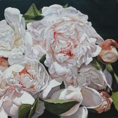 Flowers Paintings by Thomas Darnell