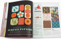 UPPERCASE+surface+pattern+design.jpg 400×261 pixels ... Hey! There's my Emmy Grace! #barij