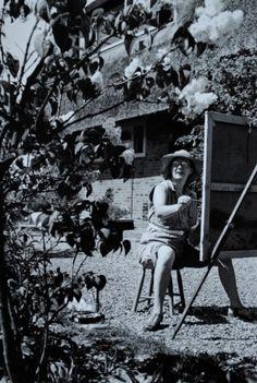 Eva Besnyö (1910-2003) : Charley Toorop
