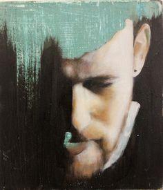 """Louise giovanelli; Painting, """"Untitled"""" #art (Lisa Woolf)"""