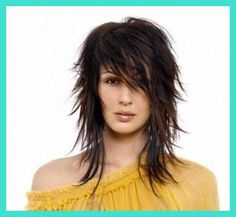 [Facebook Marketing] - How NOT To Manage Your Company's Facebook Page ** More info could be found at the image url. #FacebookMarketing Long Shag Haircut, Haircuts For Medium Hair, Medium Hair Cuts, Long Hair Cuts, Medium Hair Styles, Short Hair Styles, Choppy Hair, Hair Color And Cut, Shoulder Length Hair