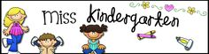 Miss Kindergarten Blog (organiziation/diy/classroom ideas)