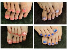 New Pedicure Ideas for Summer
