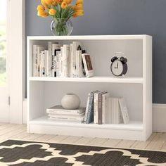Latitude Run Waverley Ladder Etagere Bookcase 3 Shelf Bookcase, Etagere Bookcase, Bookshelves, Step Bookcase, Small Bookcase, Bookshelf Storage, Cube Unit, L Shaped Desk, Decorative Storage