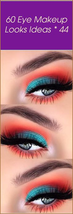 Women can enhance their appearance in a big way by seeking the make up carefully. The focus should be on highlighting the eye area instead the constit... Makeup Black, Blue Eye Makeup, Makeup For Brown Eyes, Eyeshadow Brushes, Eyeshadow Looks, Green Eyes, Blue Eyes, Human Genome, Tired Eyes