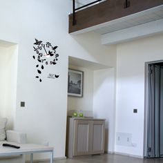 wallsticker Watch Wallpaper interior Design