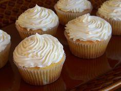 Low Carb Coconut Flour Cupcakes