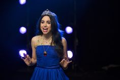 Since Disney's Descendants premiered, we've been obsessed with Sofia Carson.