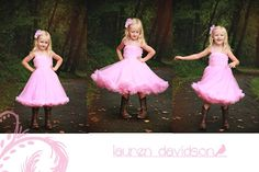 Shabby chic, vintage rustic outdoor photo session. Classy ideas for very unique youth photos. Twirling in circles in dress. Little girl toddler birthday pictures. Umbrella, wingtips, cupcake, pink, black and white, pom poms, cabin, vintage suitcase, boots props. Photos that are different and unique for little girl youth birthday pictures. Smash cake ideas. Lauren Davidson photography.
