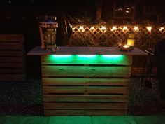Diy Pallet Bar Ideas And Projects