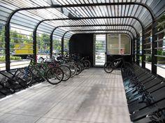 Nuevo estacionamiento de bicicletas gratuito