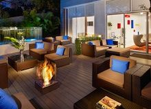 Outdoor Fireplaces, Portable Indoor and Outdoor Fireplaces, Ethanol Outdoor Fireplace Designs - EcoSmart Fire