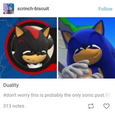Sonic: I solemnly swear I am up to no good Shadow: I can't see squat Sonic The Hedgehog, Silver The Hedgehog, Shadow The Hedgehog, Gamer Humor, Gaming Memes, Sonic Funny, Sonic Franchise, Sonic And Shadow, Chibi