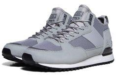 Adidas / Ransom Originals Military Trail Runner, Grey