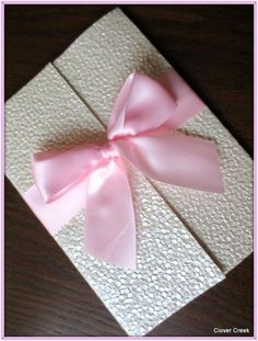 wedding invitation pink blush romantic handmade elegant beautiful