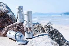https://www.kickstarter.com/projects/1064744644/tic-smart-bottles-for-lifes-travels We like it when people think different. While the world focuses on creating the perfect suitcase, that climbs up stairs, that you can track in