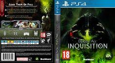 Mega Covers Gtba: Dragon Age Inquisition - Capa Game PS4