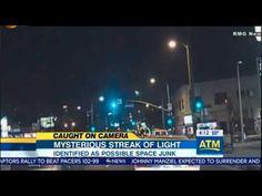 НЛО пролетел над Сан-Бернардино | UFOSPACE news