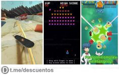 Videojuegos True Skate Real Tormeta Galaxy y Cell Surgeon 3D GRATIS - http://ift.tt/2nlg2bm