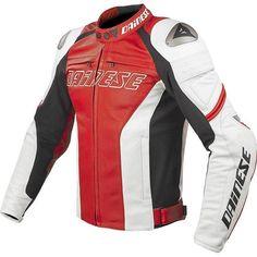 Dainese Racing C2 Leather Jacket - FC-Moto English