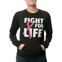 Breast Cancer Awareness shirt from Ellen