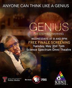Genius by Stephen Hawking | PBS