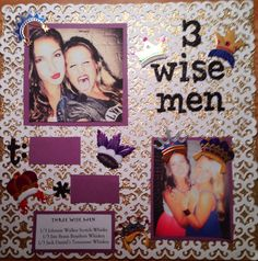 Three Wise Men shotbook page!